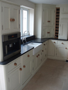 Custom Design Fitted Kitchen with Island Unit : View 2