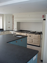 Custom Design Fitted Kitchen with Island Unit : View 3