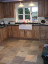 Traditional Oak Kitchen : View 1