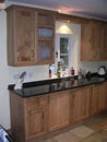 Traditional Oak Kitchen : View 3
